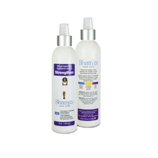 Strengthen Leave in Gel Treatment by Sheena's Hair Care